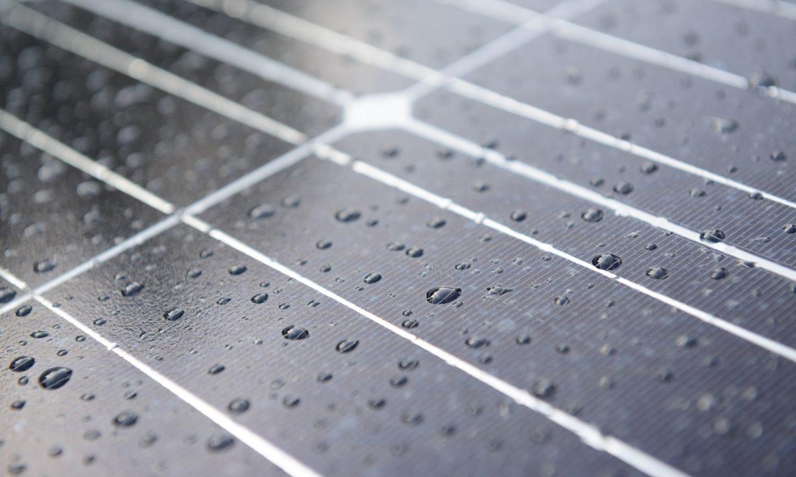 Солнечная энергия или энергия дождя